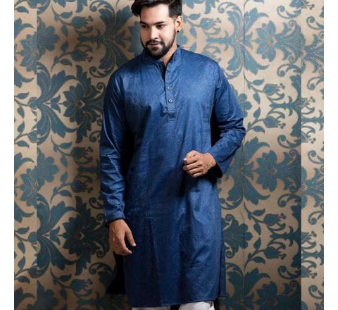 Cotton Fashionable New Men's Panjabi RR25