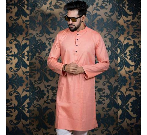 Cotton Fashionable New Men's Panjabi RR27
