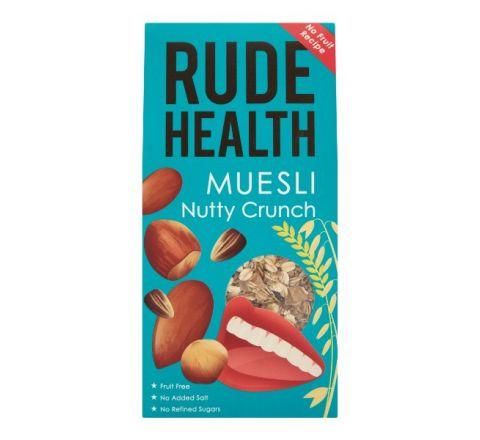 Rude Health Nutty Crunch Muesli 450g