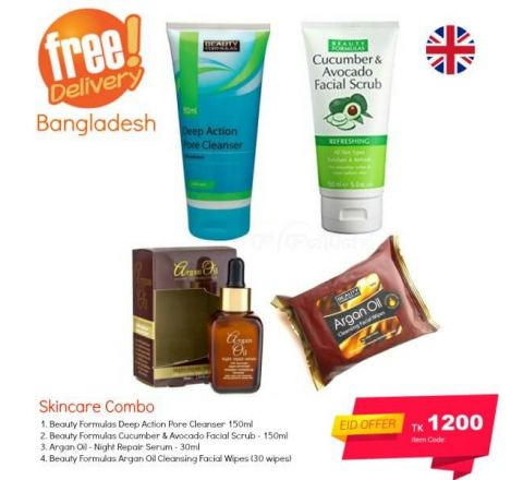 Skincare Combo Offer - Free Delivery Anywhere in Bangladesh