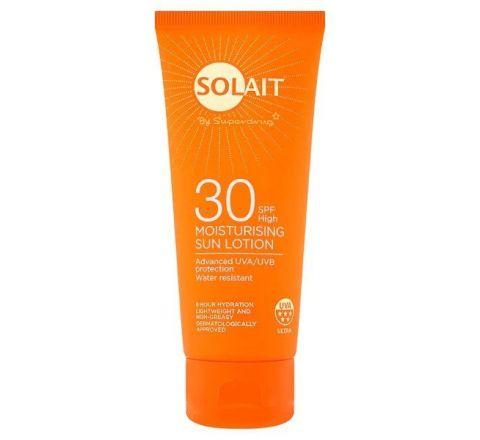 Solait Moisturising Mini Sun Lotion SPF30 100ml