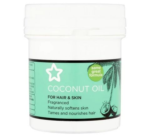 Superdrug Coconut Oil 125ml