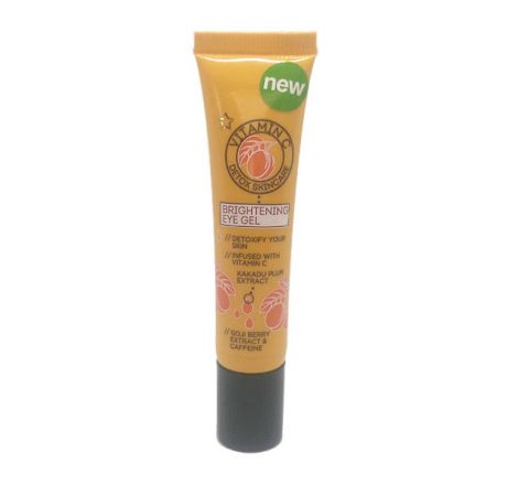 Superdrug Vitamin C Brightening Eye Gel 15g