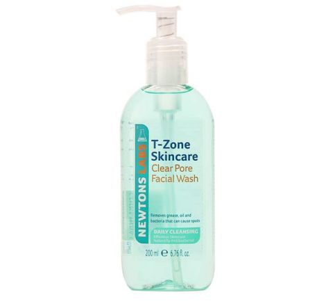 T-Zone Clear Pore Gel Facial Wash 200ml