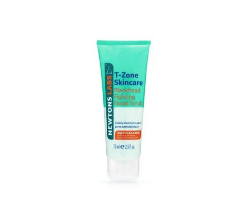 T-Zone Skincare Blackhead Fighting Facial Scrub 75ml