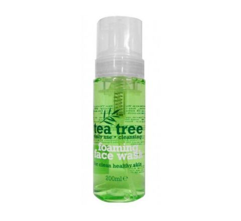 Tea Tree Foaming Face Wash 200ml