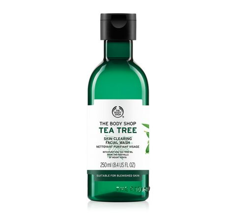 The Body Shop Tea Tree Skin Clearing Facial Wash 250ml