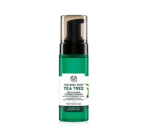 The Body Shop Tea Tree Skin Clearing Foaming Cleanser - 150ml