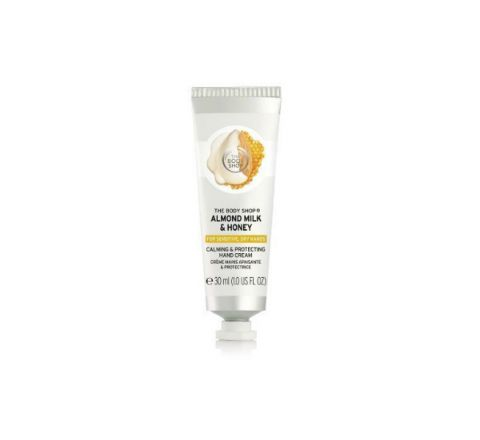The Body Shop - Almond Milk & Honey Calming & Protecting Hand Cream 30ml