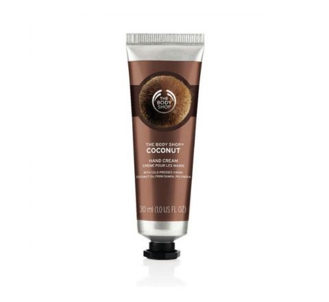 The Body Shop - Coconut Hand Cream 30ml