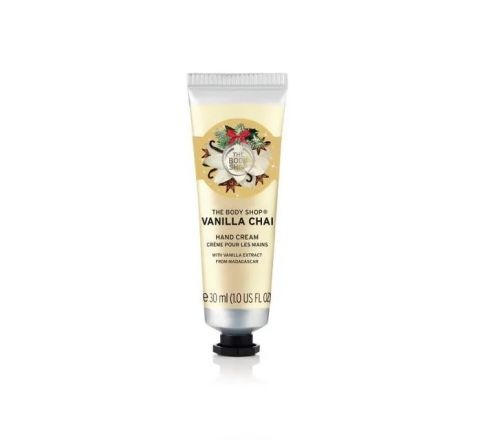 The Body Shop - Vanilla Chai Hand Cream 30ml