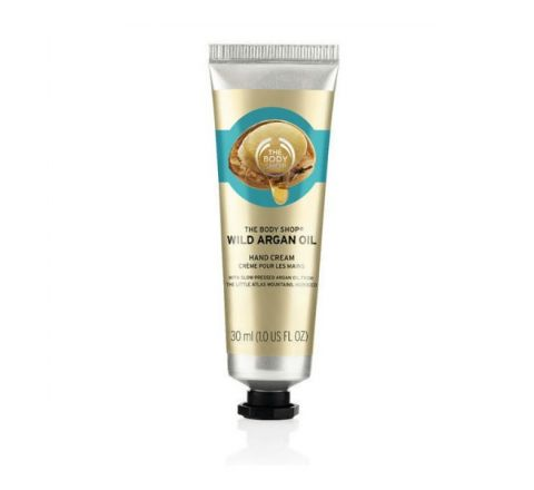 The Body Shop - Wild Argan Oil Hand Cream 30ml