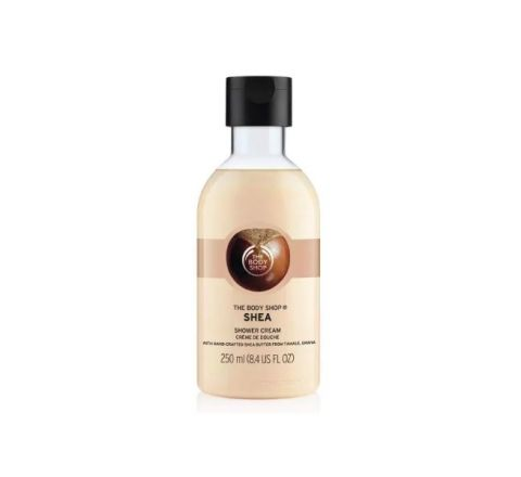 The Body Shop British Rose Shower Gel 250ml
