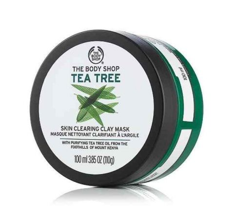 The Body Shop Tea Tree Skin Clearing Clay Mask 100ml
