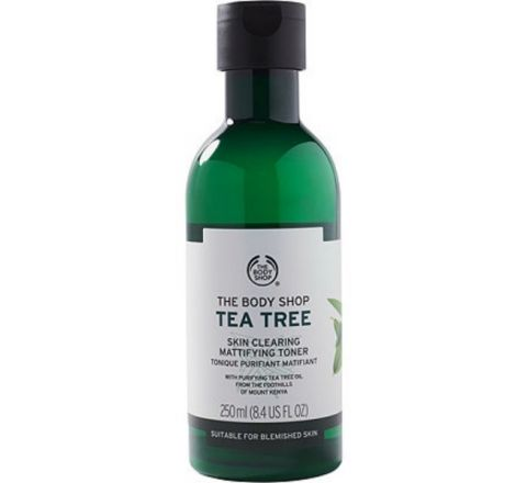 The Body Shop - Tea Tree Skin Clearing Mattifying Toner 250ml