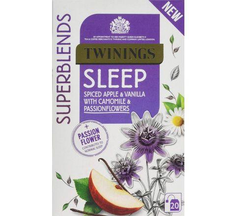 Twinings Superblends Sleep Tea 20 Bag