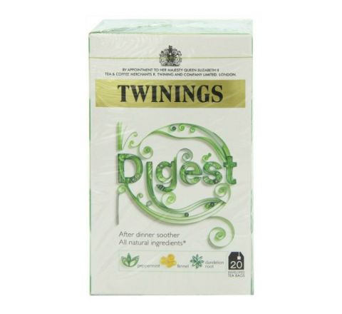 Twinings Digest Tea Bags 20 Tea Bags