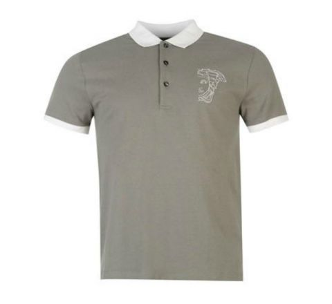 Versace Men's Medusa Polo Shirt