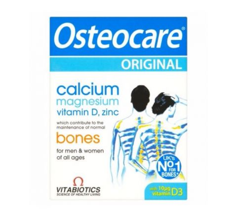 Vitabiotics Osteocare Original - 30 Tablets