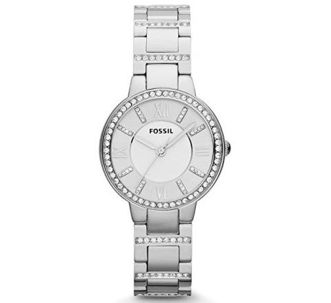 Fossil Virginia Stainless Steel Watch (ES3282)