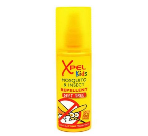 Xpel Kids Mosquito & Insect Repellent Pump Spray 70ml