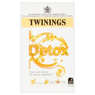 Twinings Detox Tea Bags 20 Per Pack 40G