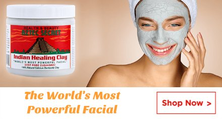 Buy Aztec Secret Indian Healing Clay Mask in Bangladesh at Best Price at Kikinben