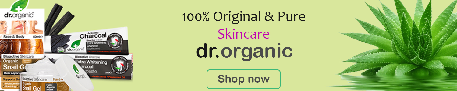 100% Original dr.organic in Bangladesh at Kikinben
