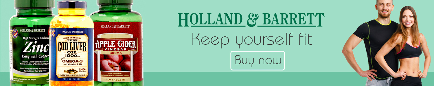 Buy Holland & Barrett in Bangladesh at KiKinben