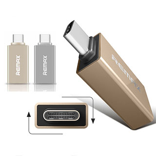 REMAX-TYPE-C-USB3-OTG-Gold