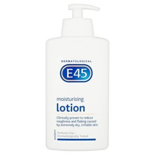 E45 Dermatological Moisturizing Lotion, 500ml