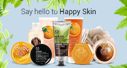 The Body Shop Aloe - Shop The Full Range Today
