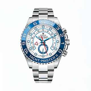 ROLEX YACHT-MASTER II WATCH (WHITE)