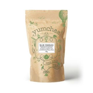 Yumchaa Blue Voodoo - A Colour Changing Tea with Blue Pea Flowers 60gm